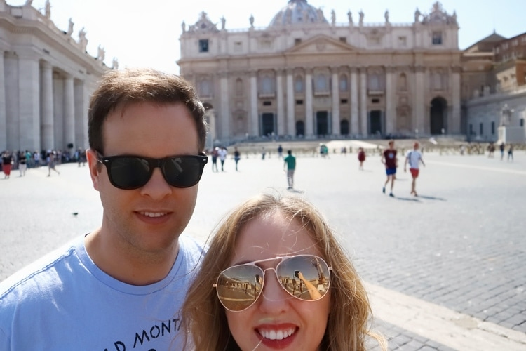 selfie-in-st-peters-square-rome