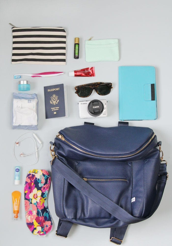 What to Pack in your International Carry on Bag