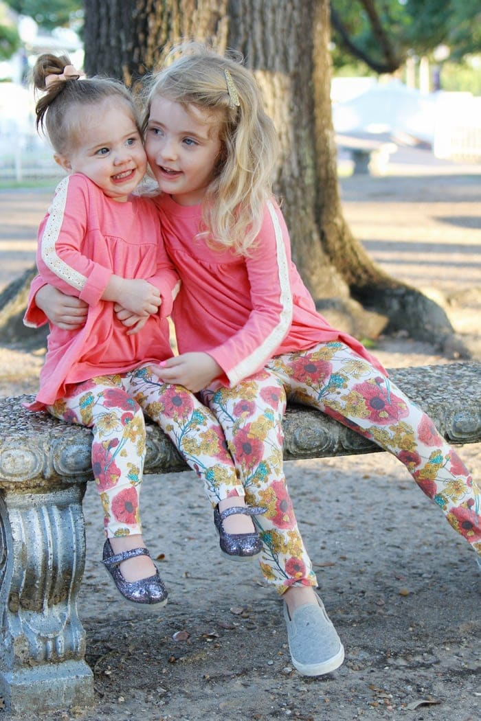 Burt's Bees Baby Clothes are perfect for not only babies, but toddlers and preschoolers