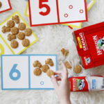 Preschool Math Counting Game + Free Printable!