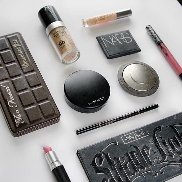 High End Makeup 10 Products Worth The