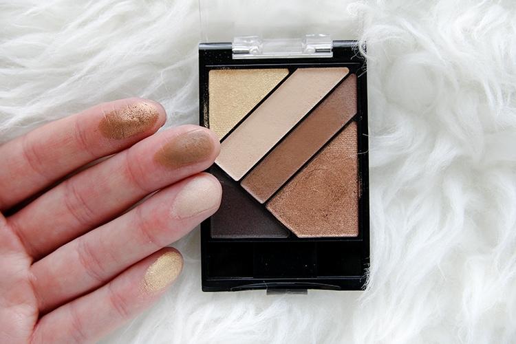 Palladio Silk FX Eyeshadow Palette in Rendez-vous