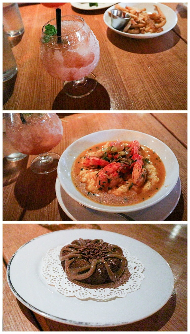 The Cedars Social Dallas - food and drinks
