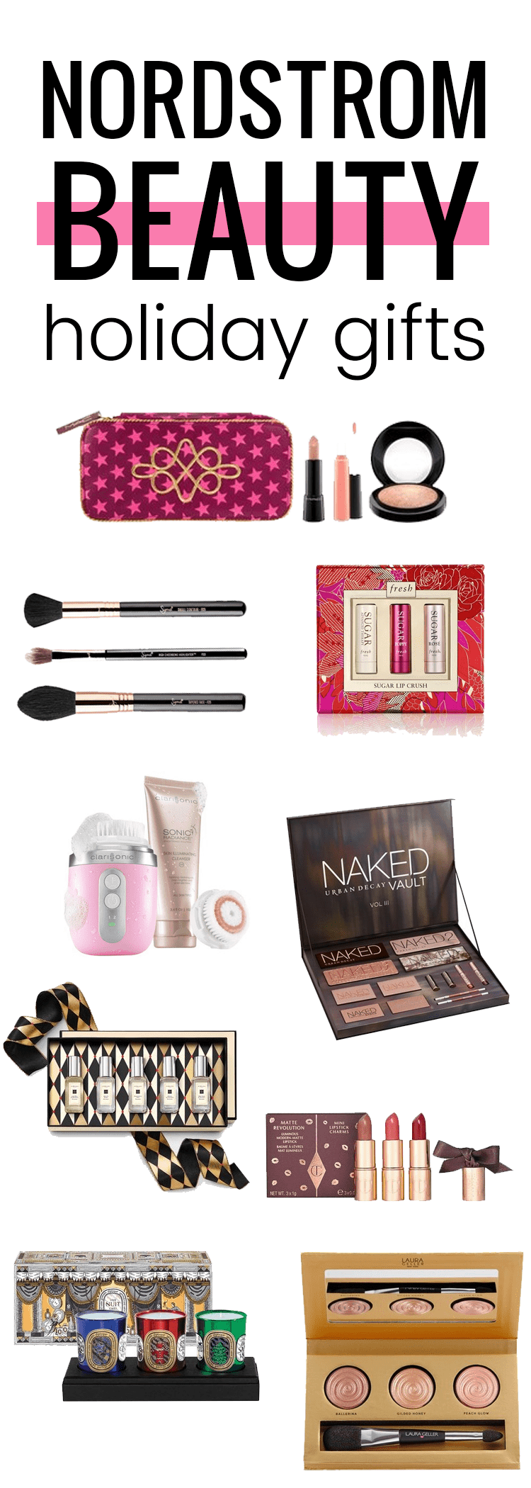The best, most luxurious holiday gifts from Nordstrom Beauty!
