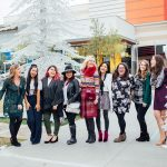 Holiday Blogger Brunch with Baybrook Mall