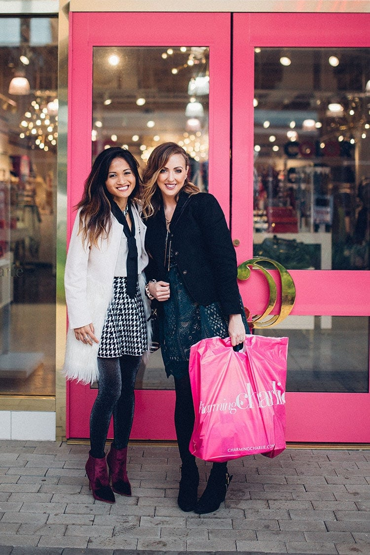 Charming Charlie shopping party