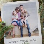 Our 2016 Christmas Cards with Tiny Prints