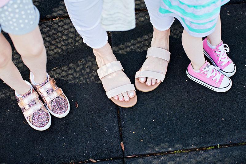 fun spring shoes