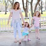 Mama + Mini Style: Spring Weekend Playwear