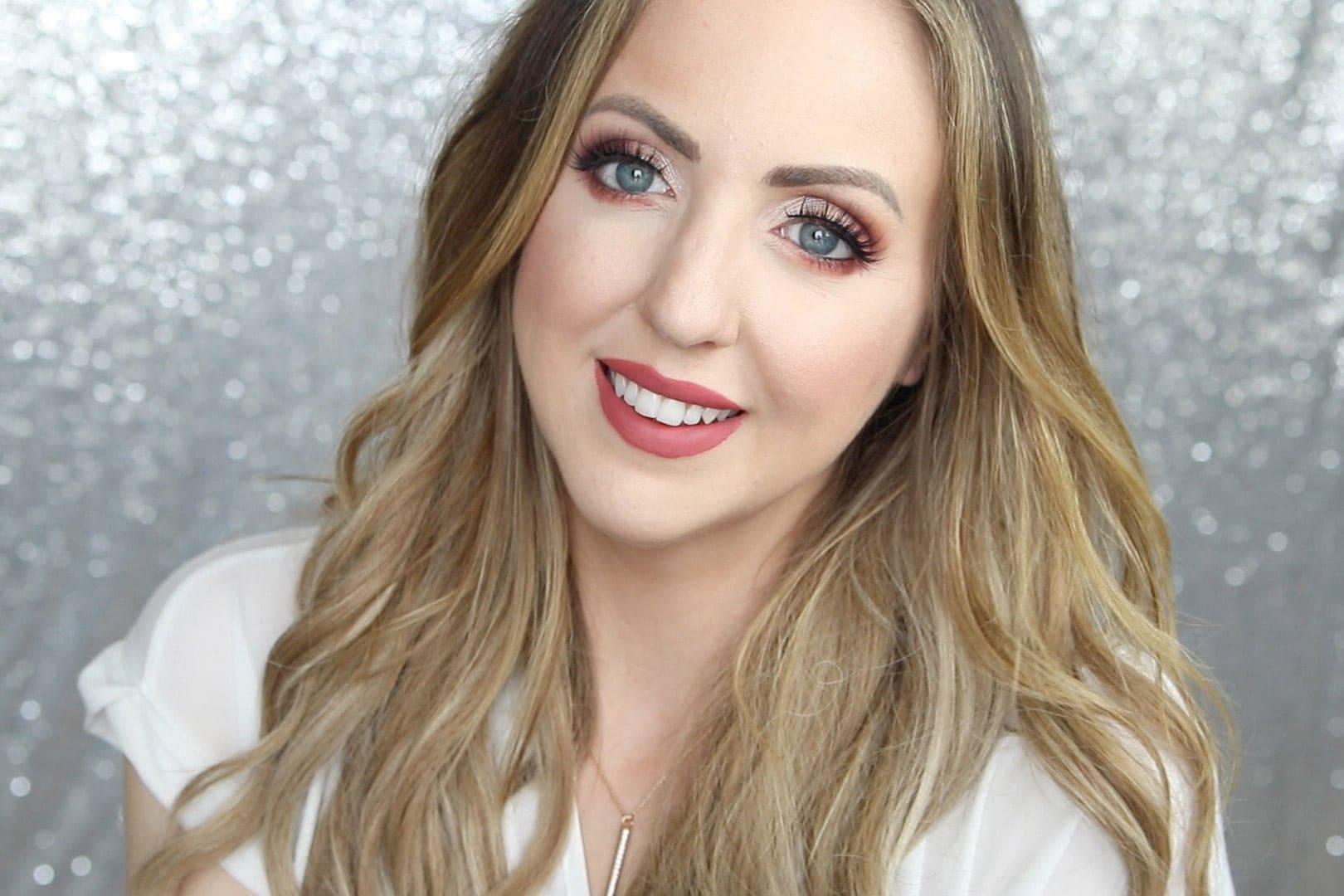 EyeShadow Tutorial with the ABH Modern Renaissance Palette by Houston beauty blogger Meg O. on the Go