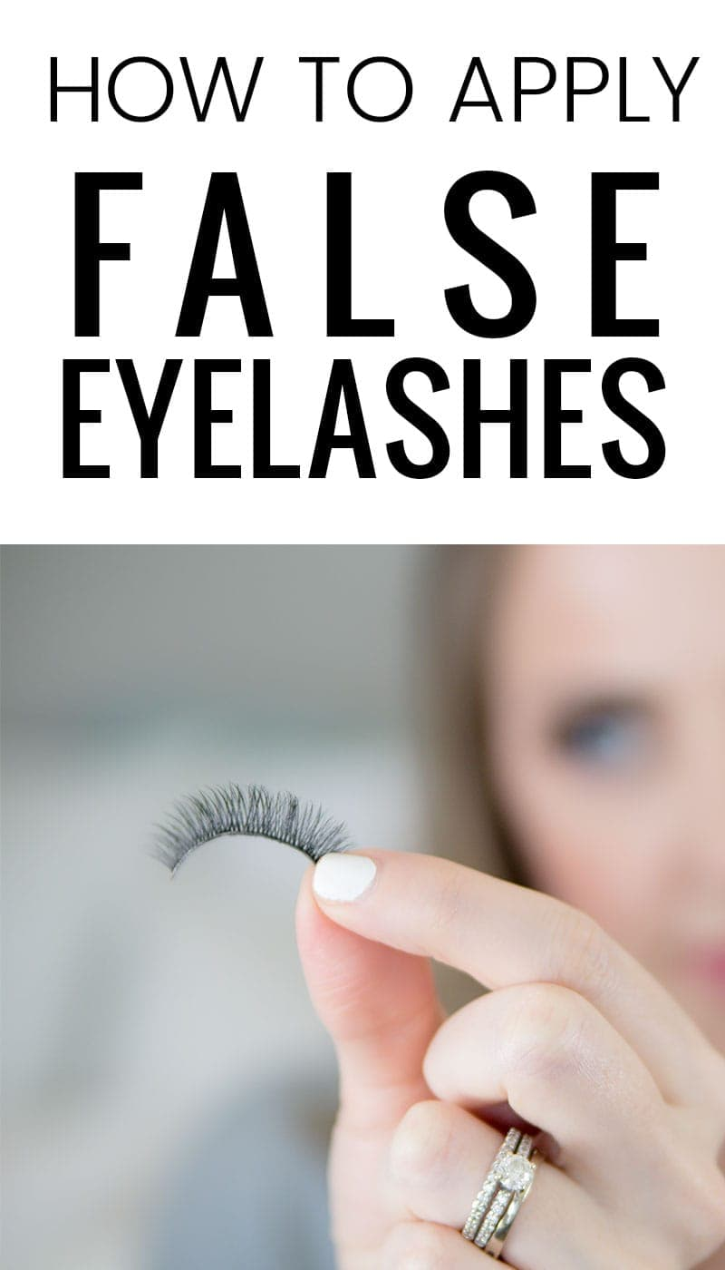 Popular Houston Beauty Blogger Meg O on the Go shares How to apply false eyelashes - going over my best tips and tricks on how to getting it perfect every time! It's much easier than you think!