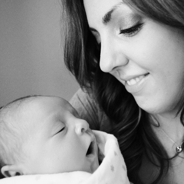 My Latest Article On Things: Things I Would Tell My New Mom Self