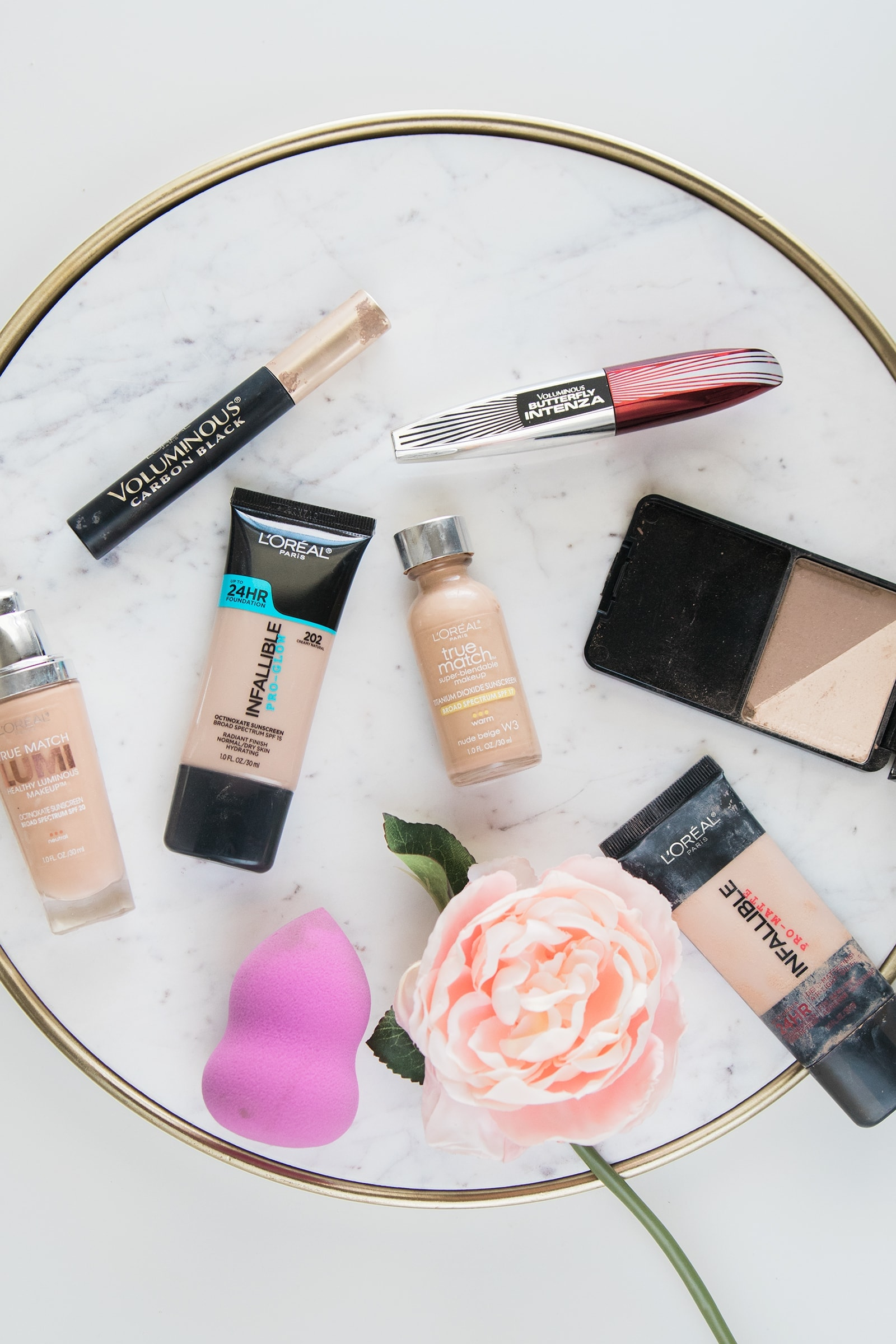Rounding up the best of L'Oreal Makeup!