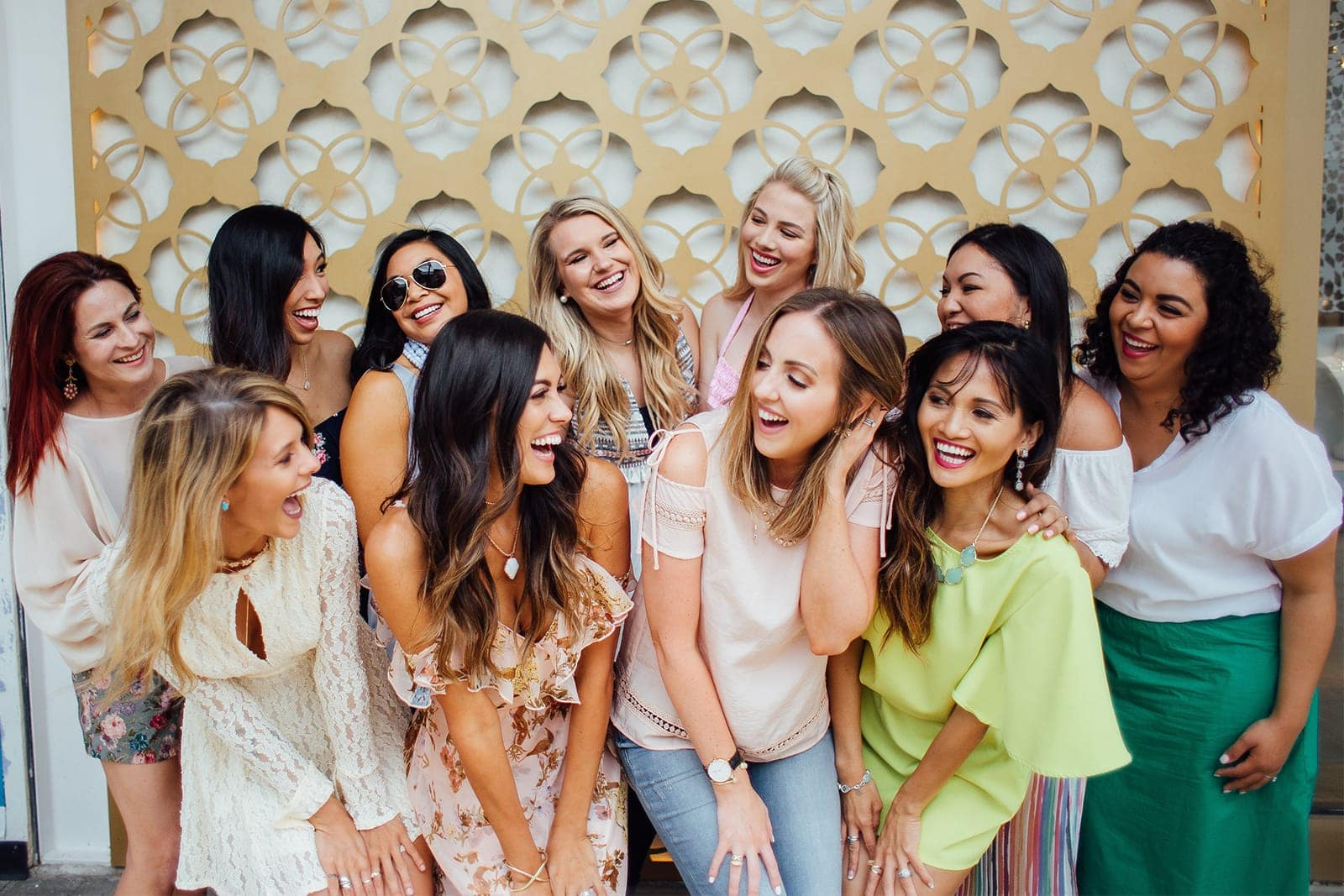 Kendra Scott blogger event