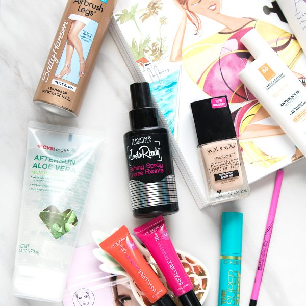 Drugstore Summer Beauty Essentials from CVS