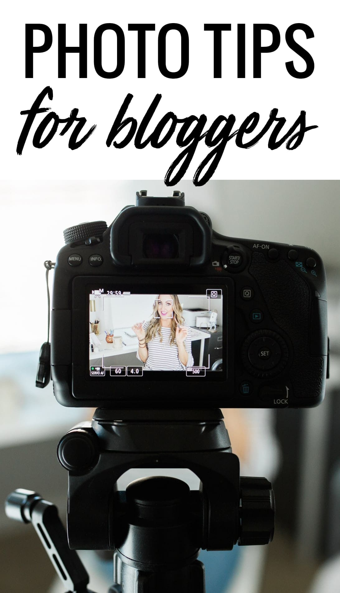 8 Blog Photography Tips Every Blogger Needs to Follow by popular blogger Meg O. on the Go