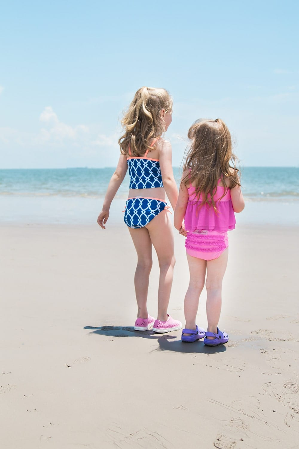 Tips for a Successful Beach Day with Kids by Houston blogger Meg O. on the Go