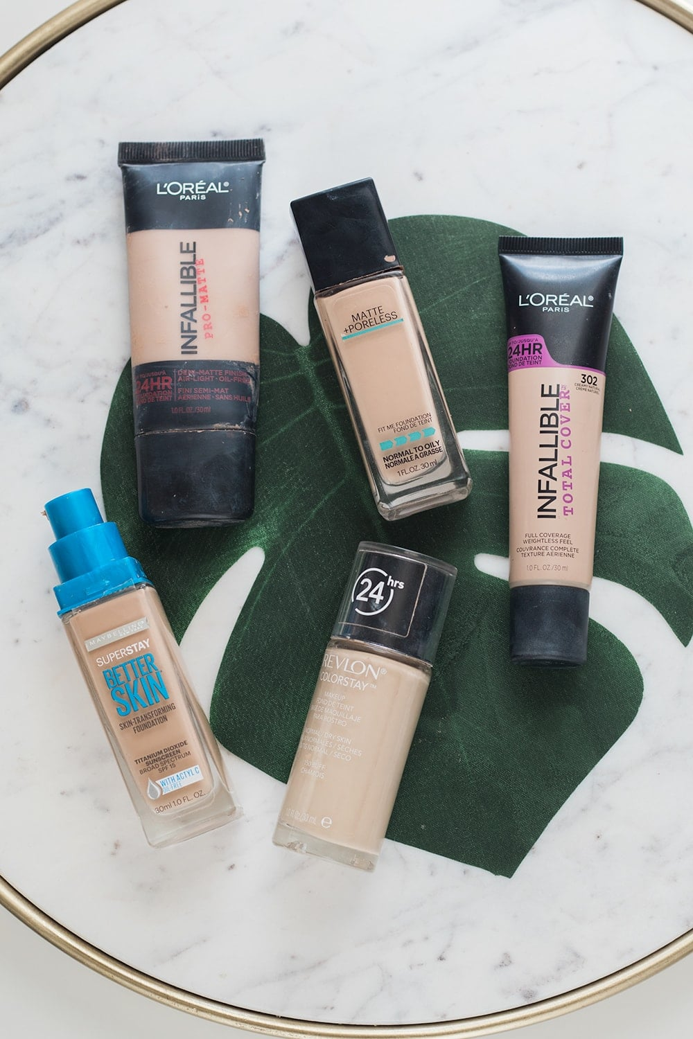 Top 10 Drugstore Foundations You Ll Want To Buy Meg O On The Go