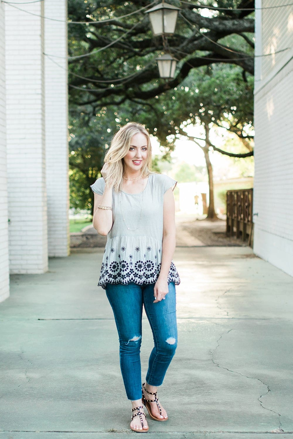First Day of Kindergarten Outfit Ideas by Houston blogger Meg O. on the Go