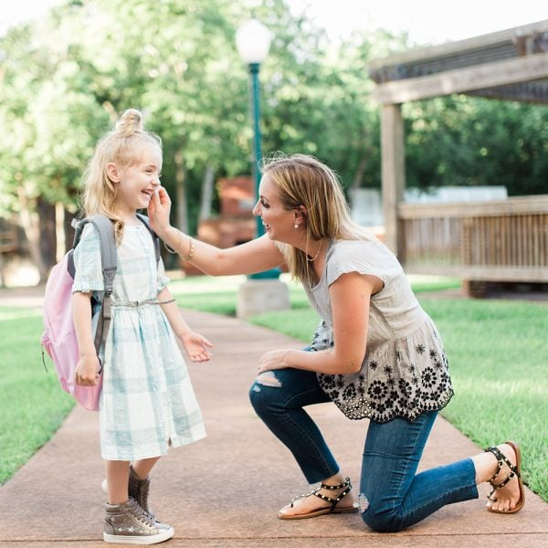 First Day of Kindergarten Outfit Ideas