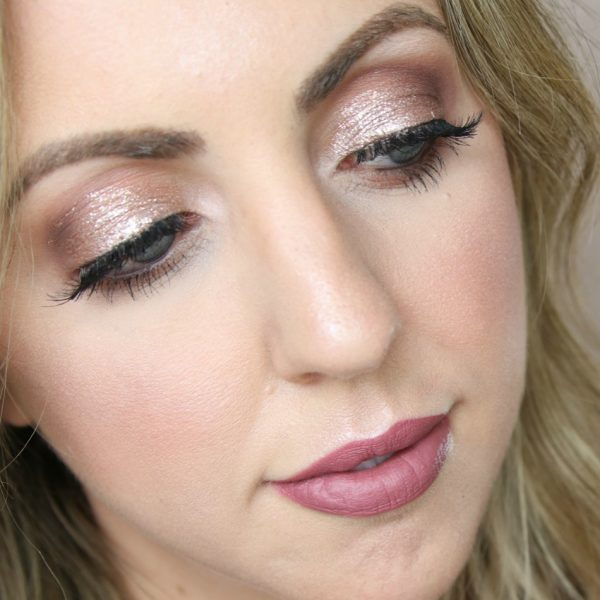 Rosé Inspired Makeup Look
