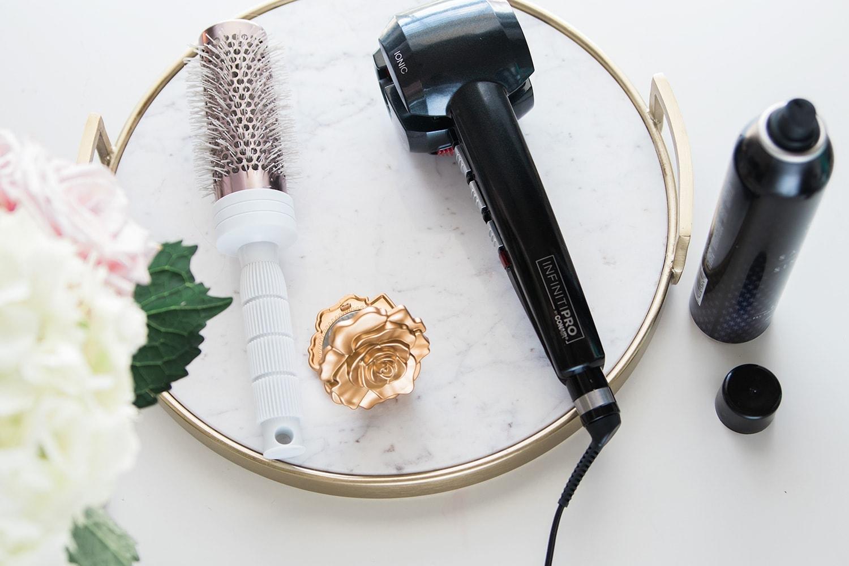 Does the Conair Curl Secret 2.0 Really Work? by Houston beauty blogger Meg O. on the Go