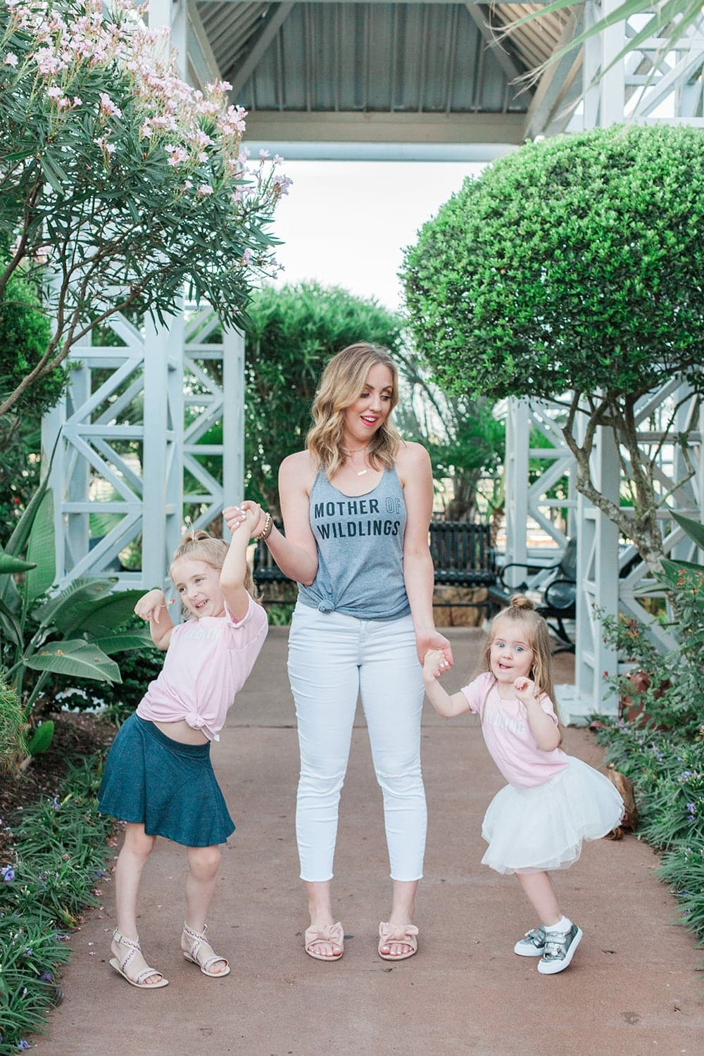 Good Bye Summer by Houston mom blogger Meg O. on the Go - Mother of Wildlings mommy and me cute outfits