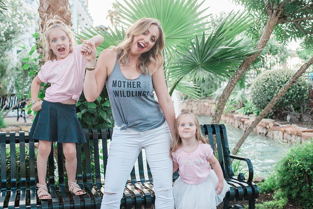 Good Bye Summer by Houston mom blogger Meg O. on the Go - Mother of Wildlings and Wildlings t-shirts
