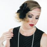 Easy Halloween Hair Tutorial – 1920s Flapper