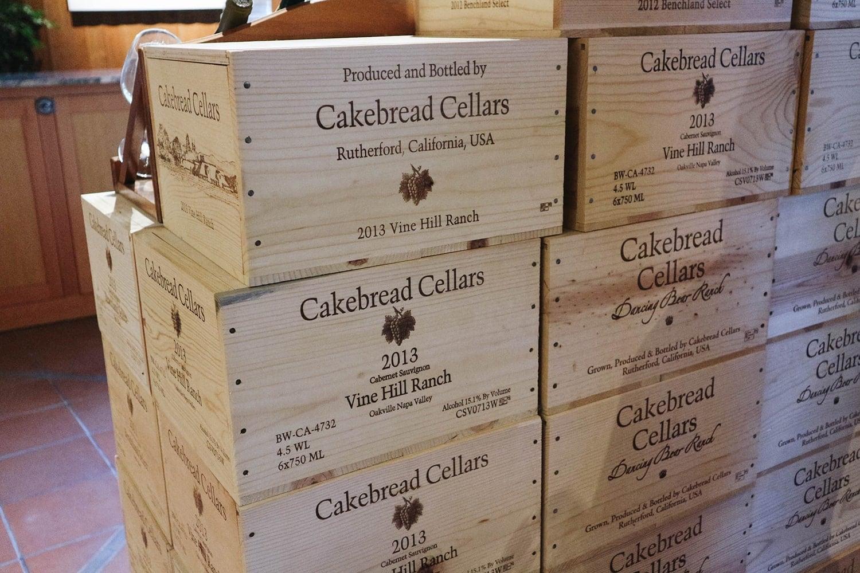 Cakebread Cellars Napa Valley