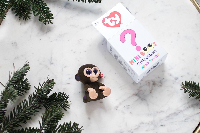 Mini Beanie Boo - stocking stuffer ideas for kids