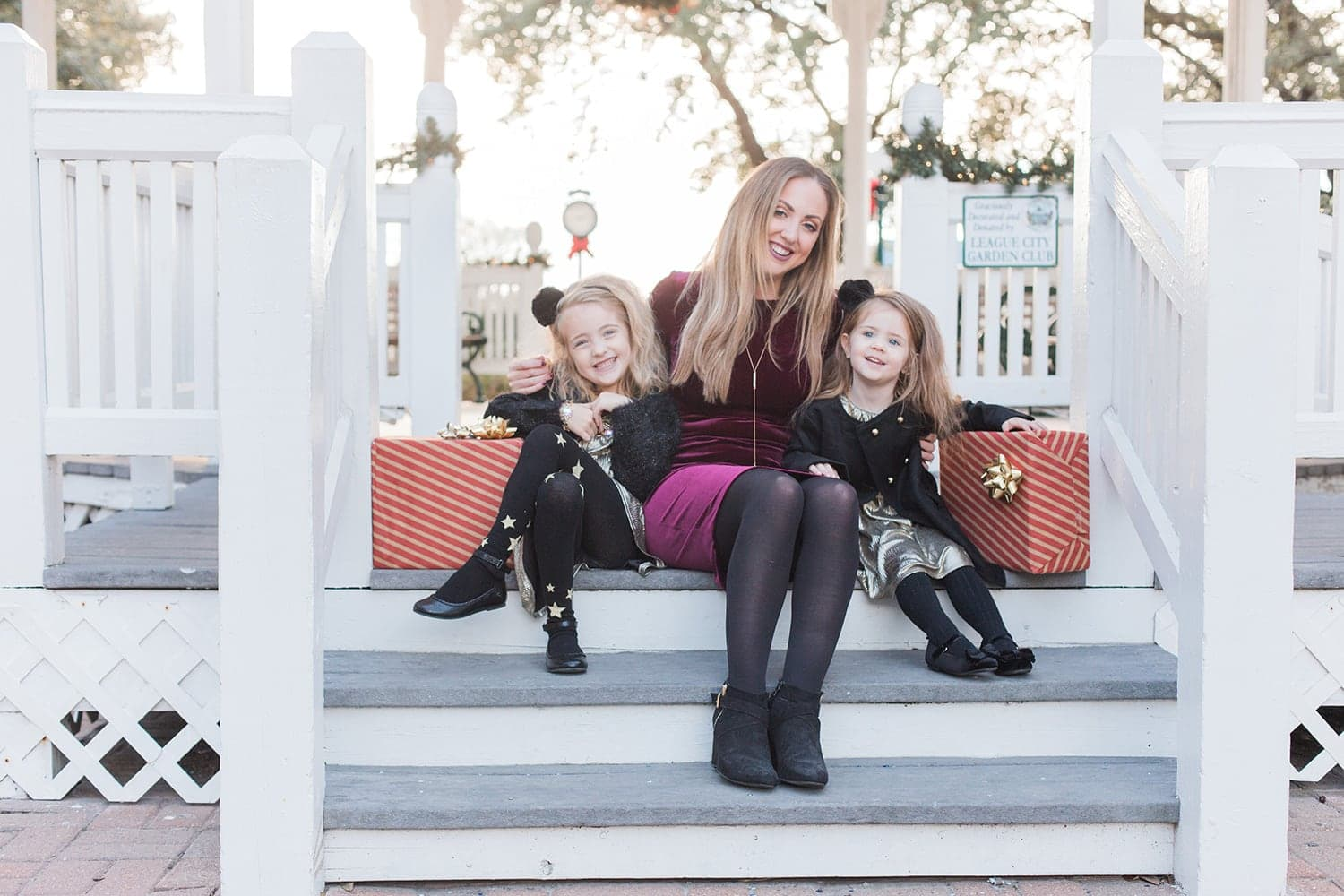 mommy daughter holiday dresses