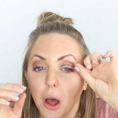 769495888df No Mirror Makeup Challenge