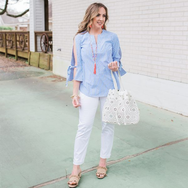 Channeling My Inner Modern Southern Belle for Spring