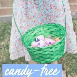 Houston Blogger Meg O. on the Go shares her candy-free Easter egg hunt