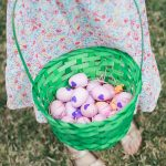 Our Candy-Free Easter Egg Hunt