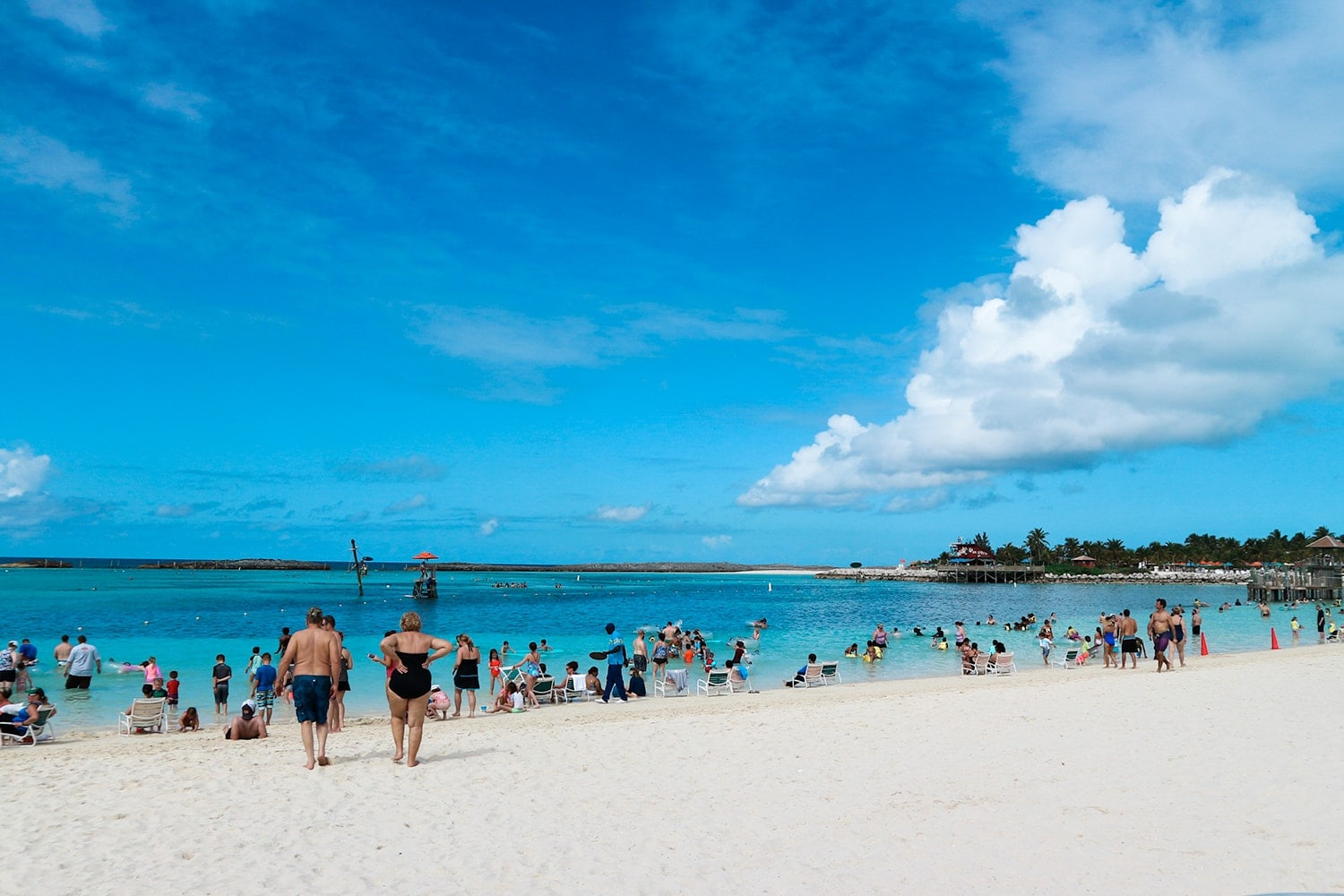 Houston blogger Meg O. on the Go shares about Castaway Cay, Disney's private island