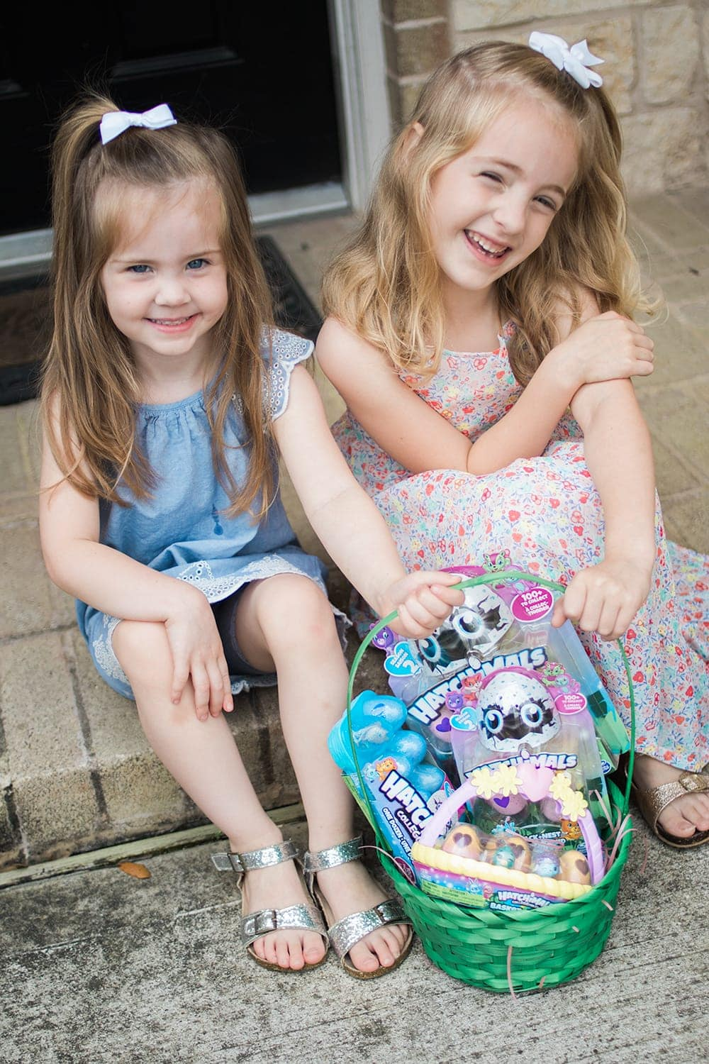 Houston blogger Meg O. on the Go shares her candy-free Easter egg hunt!