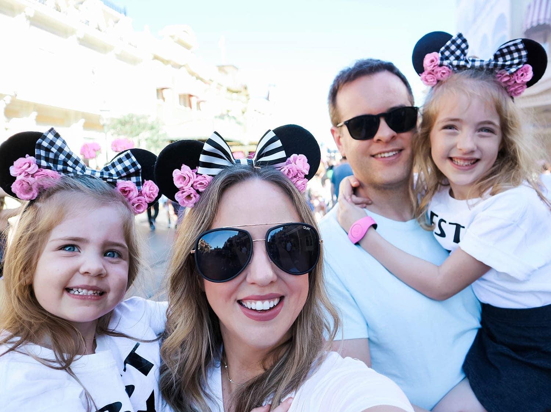 Houston blogger Meg O. on the Go shares some Disney World tips for first timers