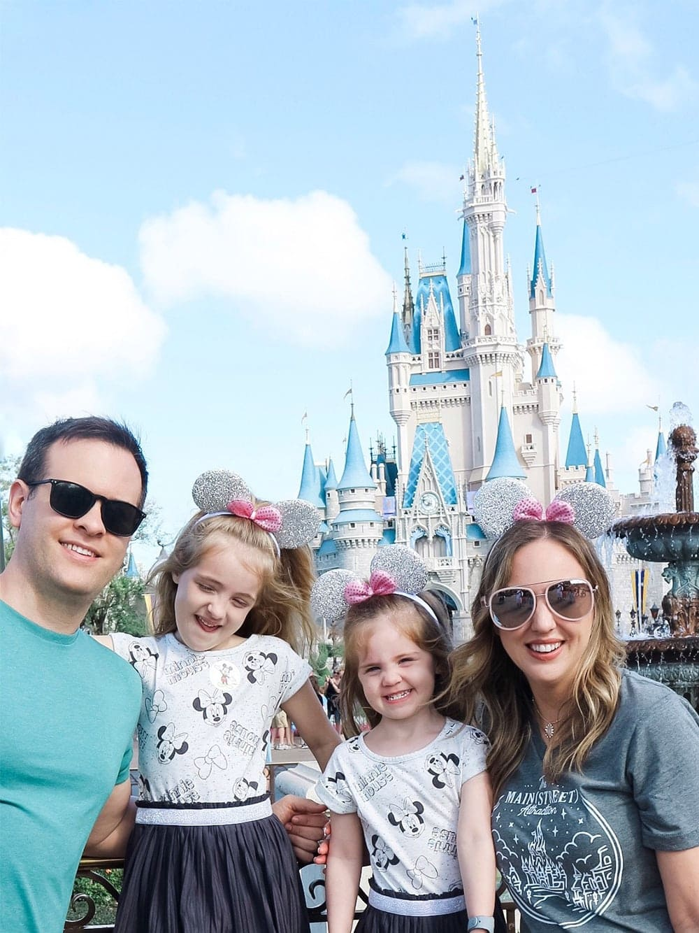 Houston blogger Meg O. on the Go shares what to wear to Disney World