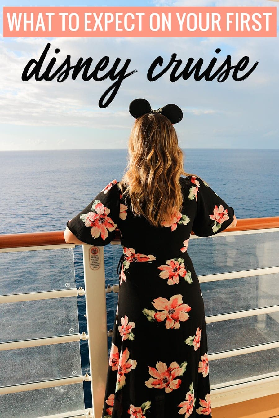 Houston blogger Meg O. on the Go shares what to expect on your first Disney Cruise