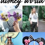 Houston blogger Meg O. on the Go shares what to wear in Disney World - adorable graphic tees, DIY Mickey Ears, and more!