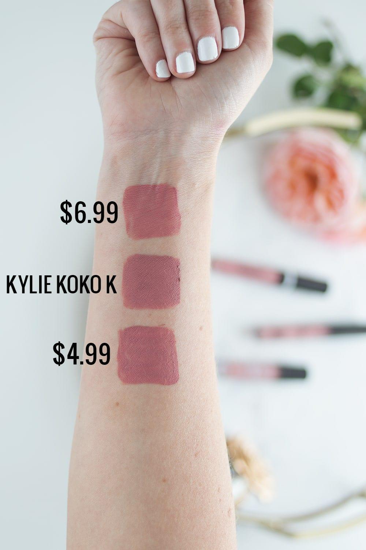 Kylie Cosmetics Koko K Dupe