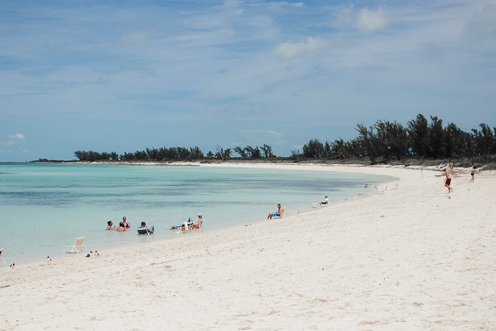 Serenity Bay on Castaway Cay - Disney Cruise Line - There's Something for Everyone