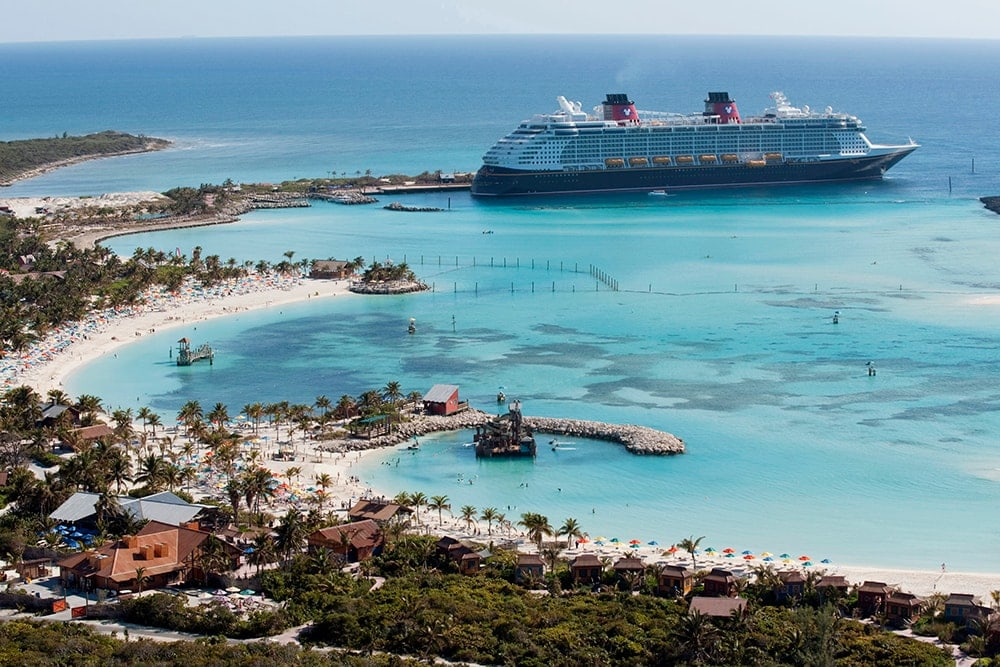 Castaway Cay - Disney's private island