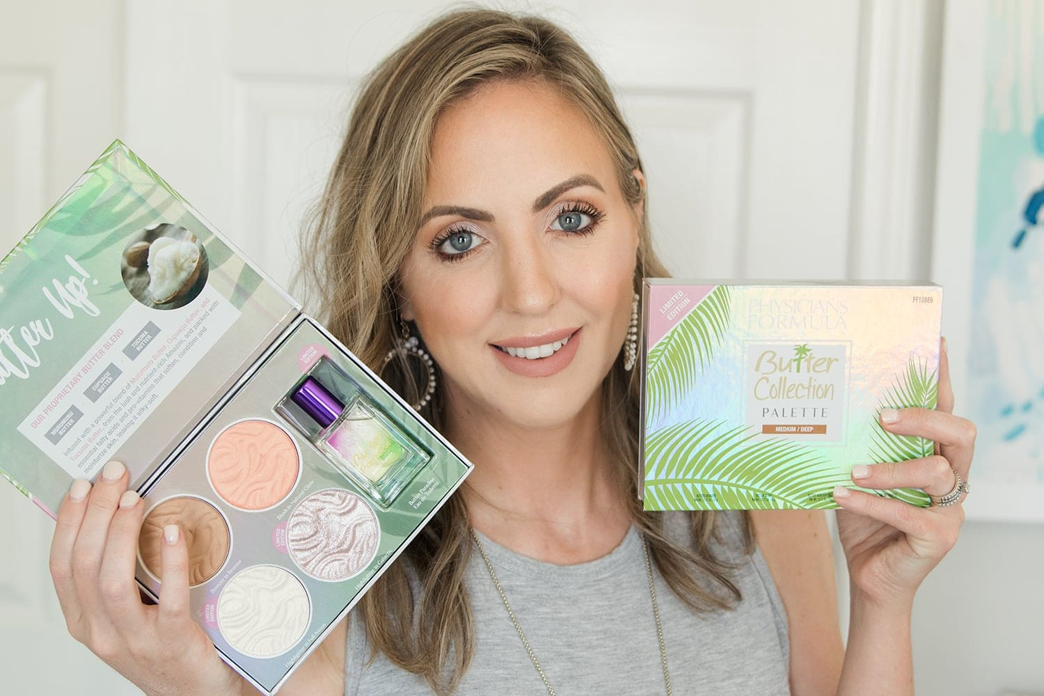 Houston beauty blogger Meg O. on the Go shares about the Physicians Formula Butter Collection palette