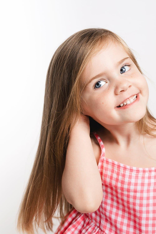 Child headshot ideas