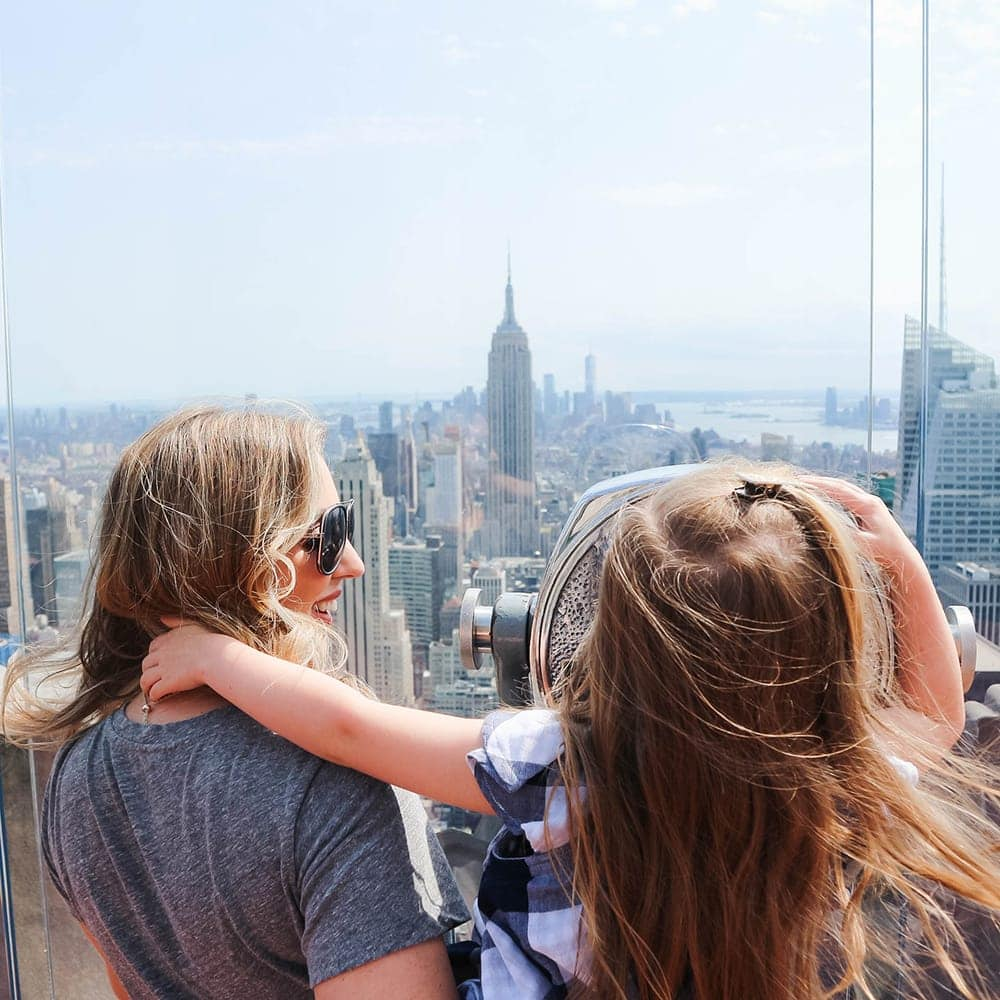 How to plan the perfect family trip to New York City - travel guide by Houston blogger Meg O. on the Go