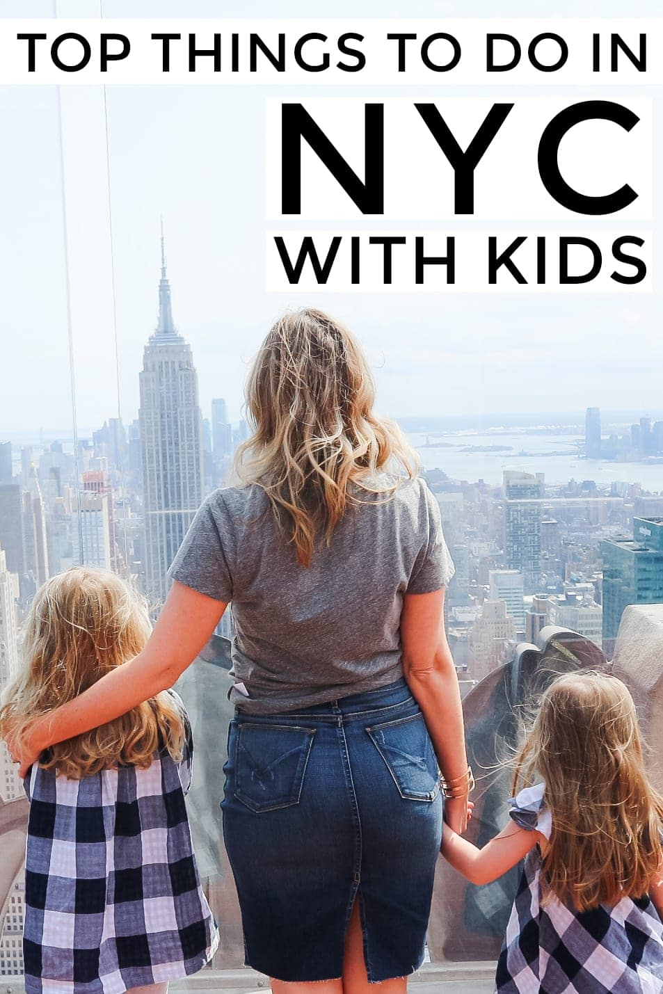 Top things to do in NYC with Kids - family travel guide by Meg O. on the Go
