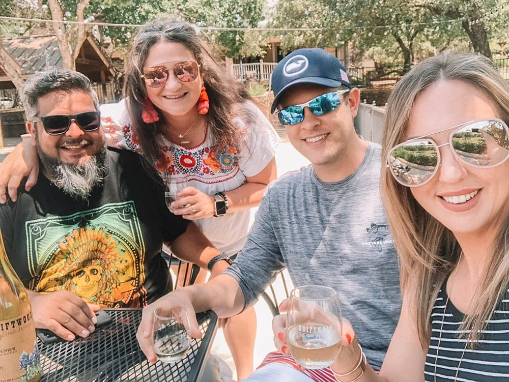 Driftwood Estates Winery in Dripping Springs, TX